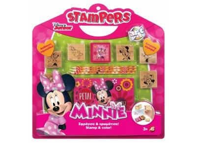 Σετ Σφραγίδες Minnie