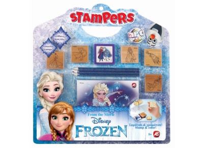 Σετ Σφραγίδες Frozen