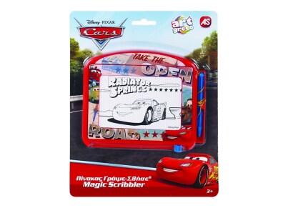 Πίνακας Γράψε-Σβήσε Cars Travel