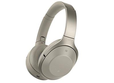 Ακουστικά Κεφαλής Sony OVERHEAD 1000X NC WRL Μπεζ