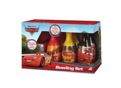 Σετ Bowling Cars - 02043 - AS Company