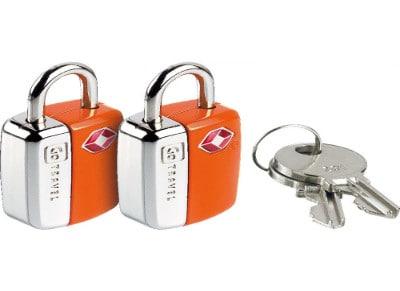 Go Travel Mini Glo Travel Sentry Padlocks - Αξεσουάρ ταξιδίου gadgets   funky stuff   αξεσουάρ ταξιδίου