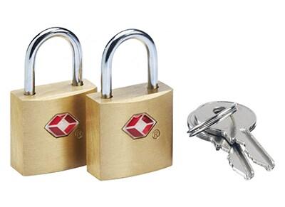 Λουκέτα Ταξιδίου Go Travel - Travel Sentry Case Locks