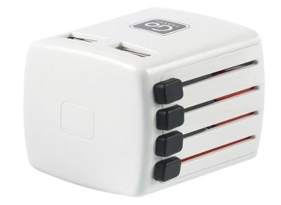 Αντάπτορας Go Travel Worldwide USB Twin - Αξεσουάρ ταξιδίου
