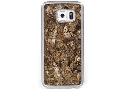 Θήκη Samsung Galaxy S6 Edge - Phee Samsung Cover Case Διαφανές/Καφέ τηλεφωνία   tablets   αξεσουάρ κινητών   θήκες