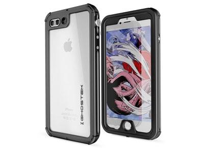 Αδιάβροχη Θήκη Apple iPhone 8 Plus / 7 Plus - Ghostek Atomic 3 Μαύρο
