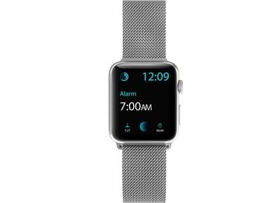 Apple Watch 38mm - X-Doria Strap Λουράκι Ασημί