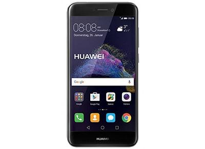 4G Smartphone Huawei P9 Lite 2017 16GB Dual Sim Μαύρο