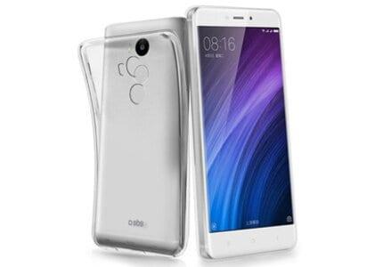 Θήκη Xiaomi Redmi 4 / 4 Pro - SBS Skinny Διάφανο