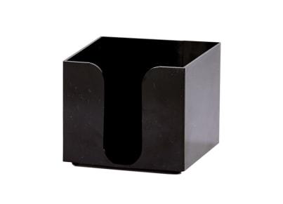 Βάση για Κύβο Σημειώσεων Πλαστική Α4 Μαύρη