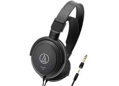 Ακουστικά κεφαλής Audio Technica ATH-AVC200 - Μαύρο