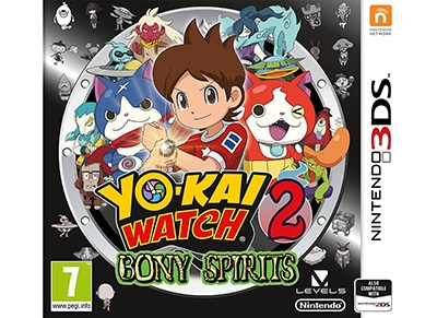 Yo-Kai Watch 2: Bony Spirits - 3DS Game