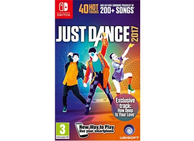 Just Dance 2017 - Nintendo Switch Game gaming   παιχνίδια ανά κονσόλα   nintendo switch