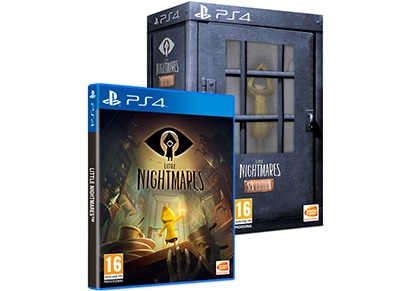Little Nightmares Six Edition - PS4 Game