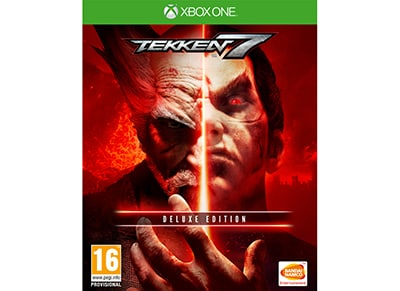Tekken 7 Deluxe Edition - Xbox One Game