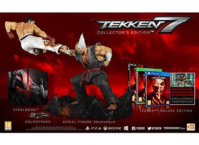 Tekken 7 Collector's Edition - Xbox One Game