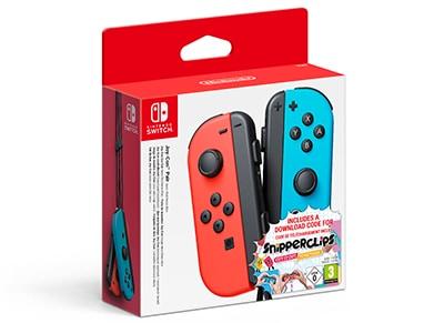 Nintendo Joy-Con Special Bundle Snipperclips - Game και Χειριστήριο Nintendo Swi gaming   αξεσουάρ κονσολών   nintendo switch