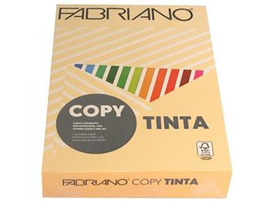 Χαρτί Εκτύπωσης Fabriano Pastel Albicocca A4 80γρ - 500 φύλλα