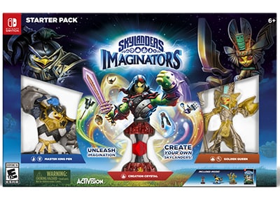 Skylanders Imaginators - Nintendo Switch Game
