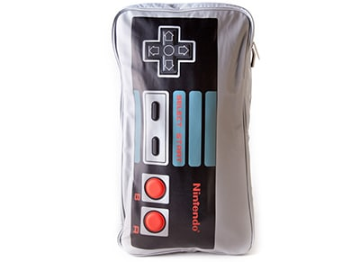 Τσάντα Bioworld Nintendo NES Big Backpack - Γκρι