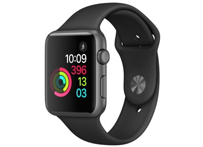 Apple Watch Series 2 - 38mm Aluminium Gold - Concrete Sport Γκρι