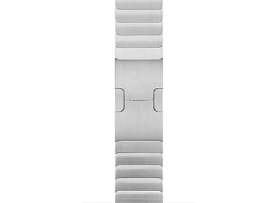 Apple Watch Series 2 38mm Link Bracelet Band - Silver wearables  drones   hitech   λουράκια wearables