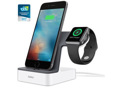 Belkin PowerHouse Charge Dock για Apple Watch & iPhone περιφερειακά   καλώδια   adaptors   φορτιστές   καλώδια