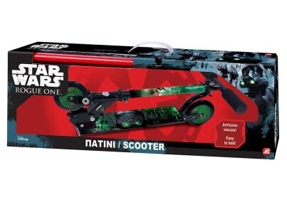 Λαμπάδα Star Wars Πατίνι - AS Company