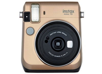 Camera Fujifilm Instax Mini 70 Χρυσό