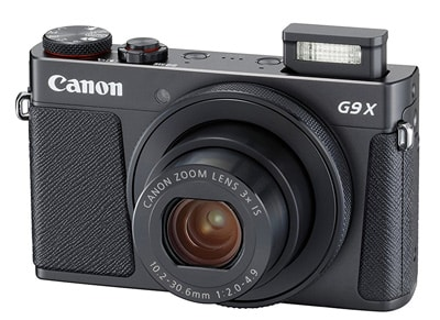 Canon Powershot G9X ΙΙ - Μαύρο
