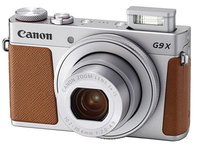 Canon Powershot G9X ΙΙ - Ασημί