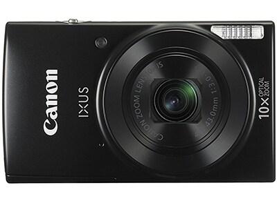 Compact Canon IXUS 190 - Μαύρο