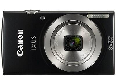 Compact Canon IXUS 185 - Μαύρο