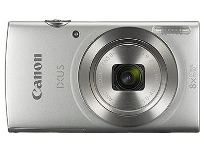 Compact Canon IXUS 185 - Ασημί
