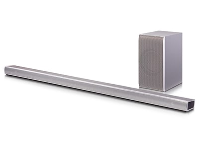 LG SH7 Home Cinema Soundbar 4.1 360W
