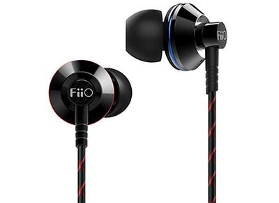Ακουστικά Fiio In-Ear EX1 2nd Gen - Μαύρο