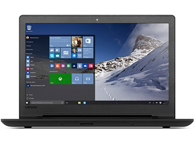 "Laptop Lenovo Ideapad 110-15ACL - 15.6"" (E2-7110/4GB/128GB/ R2)"