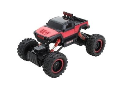 Τηλεκατευθυνόμενο Αυτοκίνητο BRC 14.611 Rock Climber - Buddy Toys - Κόκκινο