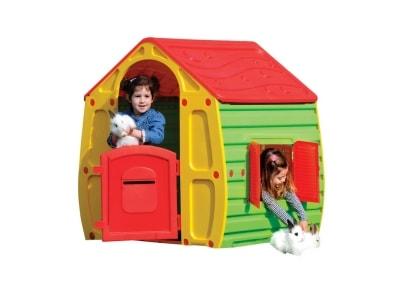 Παιδικό Μαγικό Σπίτι Κόκκινο BOT 1010 - Buddy Toys