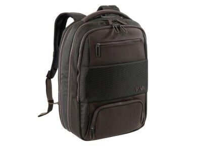 """Τσάντα Πλάτης Laptop 17"""" Nava Gate - GT077BZ"""
