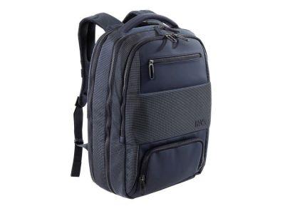 """Τσάντα Πλάτης Laptop 17""""  Nava Gate - GT077B"""