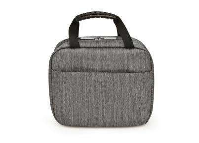 Studio Bag Case Iris Γκρι και Φαγητοδοχείο 5.8 lt