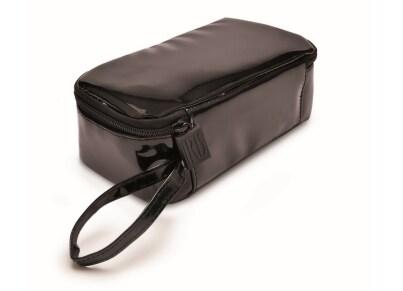 Lunchbag Nano Iris Μαύρο και Φαγητοδοχείο 1.3 lt
