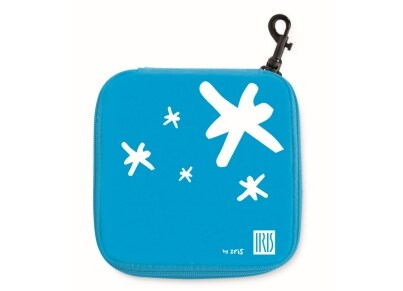 Lunchbox Iris Μπλε