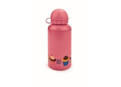 Παγούρι Αλουμινίου Iris Barcelona 400ml Ροζ gadgets   funky stuff   lunchboxes   αξεσουάρ