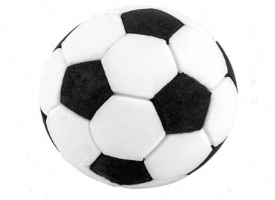 Γόμα Legami - Με Σχέδιο - Μπάλα Ποδοσφαίρου