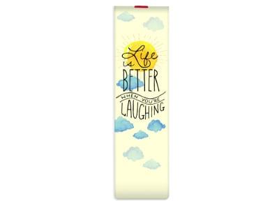 Σελιδοδείκτης Laughing με Λάστιχο - Legami Booklovers Bookmark