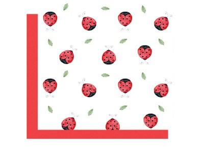 Ευχετήρια Κάρτα LEGAMI Greeting Card Ladybug