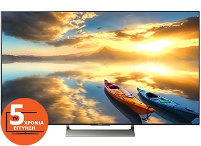 """Τηλεόραση 65"""" Sony KD65XE9005BAEP Smart LED Ultra HD"""