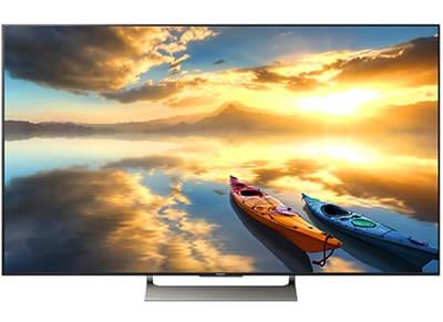 """4K Τηλεόραση Sony KD75XE9005BAEP 75"""" Smart LED Ultra HD"""
